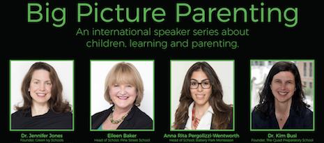 big picture parenting series nyc parents