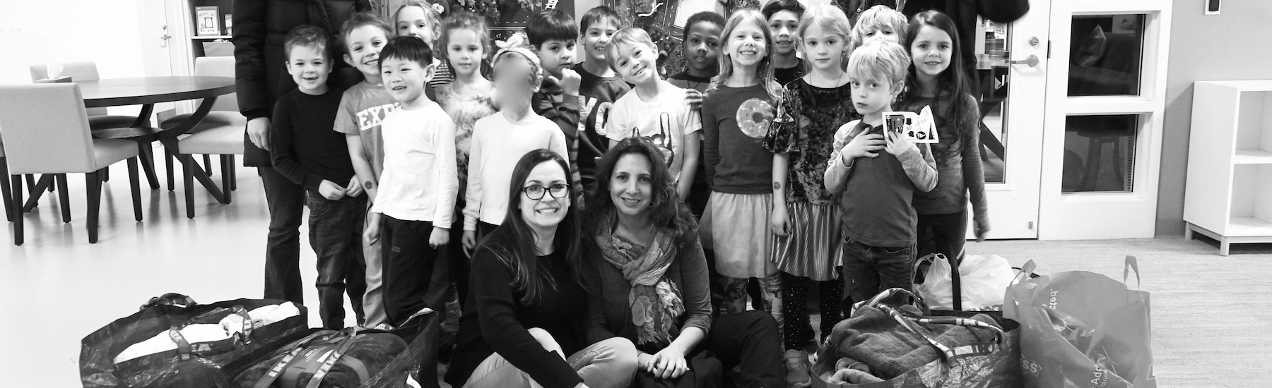nyc first grade service learning